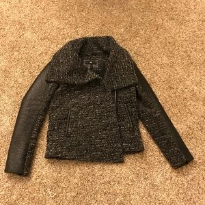 Black and White H&M Jacket